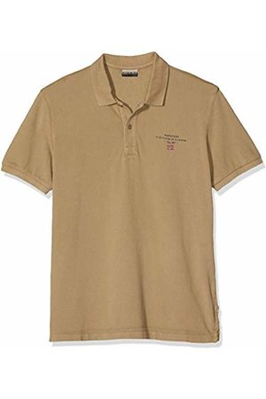 Napapijri Men's Elbas 2 Polo Shirt, (Mineral Nb4)