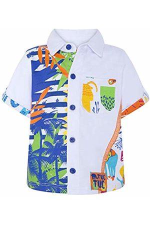Tuc Tuc Baby Boys' Camisa Punto NIÑO Animal Crew Shirt 5