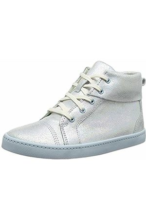 Clarks Girls' City Oasishi K Hi-Top Trainers Interest