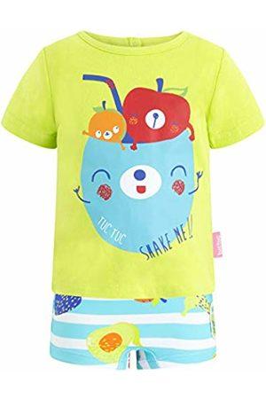 Tuc Tuc Baby Boys' Bóxer Licra+Camiseta Punto Niño Smoothies Clothing Set (Verde 6) 30 (Size: 12M)