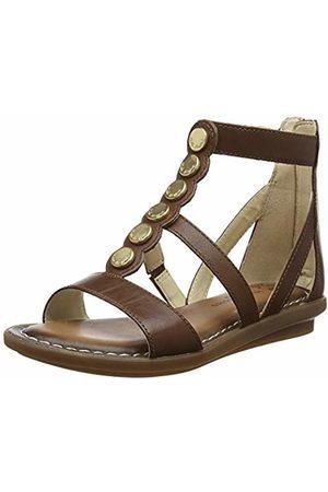 Hush Puppies Women's Olive Gladiator Sandals, (Dk 201)