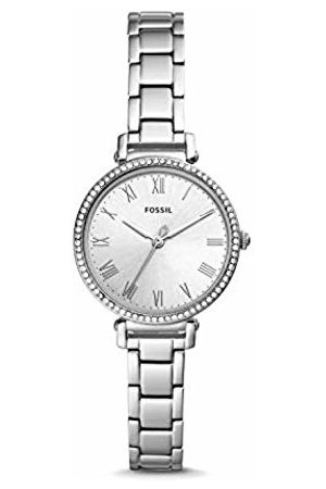 Fossil Womens Analogue Quartz Watch with Stainless Steel Strap ES4448