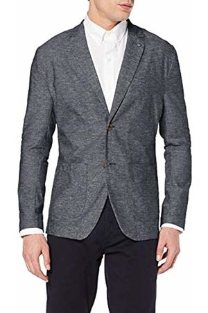 Esprit Men's 039ee2g007 Blazer Dark 405
