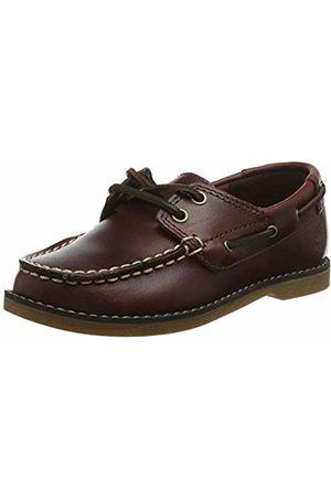 Timberland Unisex Kid's Seabury Classic 2 Eye Boat Shoes Dark 8a2