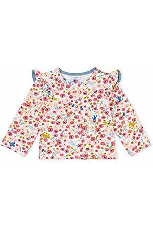Petit Bateau Baby Girls' Cardigan_4773201 Mehrfarbig (Marshmallow/Multico 01) 68