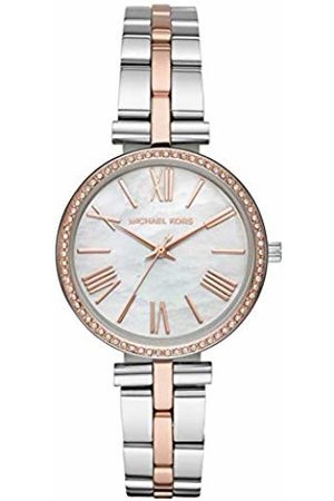Michael Kors Womens Analogue Quartz Watch with Stainless Steel Strap MK3969