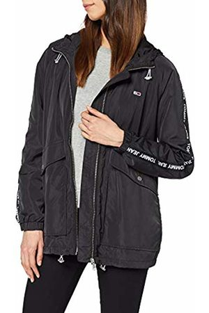 Tommy Hilfiger Women's TJW Essential Windbreaker Jacket, (Tommy 078)