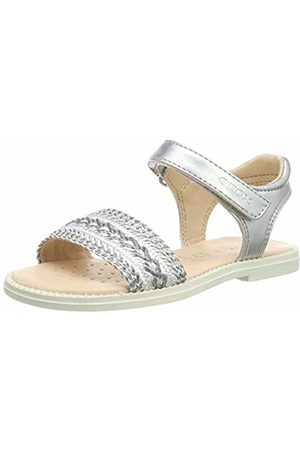 Geox Girls' J Karly G Open Toe Sandals, ( C1007)