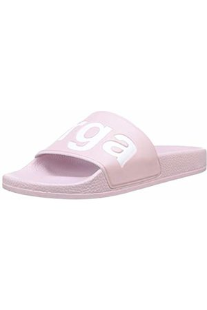 Superga Unisex Adults' 1908-PUU Beach & Pool Shoes, Rosa (Blossom 918)