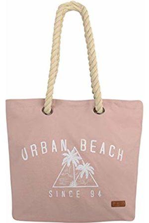 Urban Beach Tamri Women's Summer Canvas Beach Bag