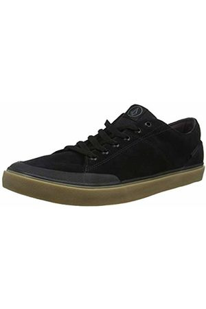 Volcom Men's Leeds Suede Skateboarding Shoes, ( Out Bko)