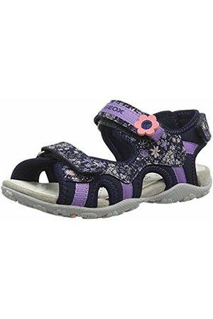 Geox Girls' Jr Sandal Roxanne C Open Toe