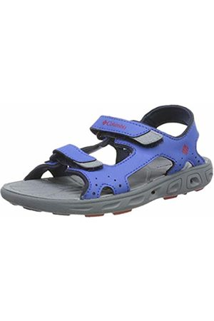 Columbia Unisex Kids' Childrens Techsun Vent Water Shoes, (Stormy , Mountain 426)
