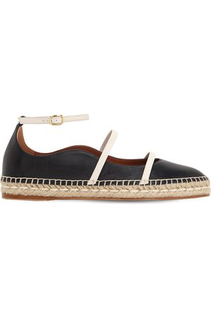MALONE SOULIERS Women Espadrilles - 20mm Selina Leather Espadrilles
