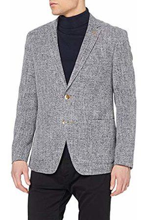 CALAMAR Men's's Tailored Sakko Suit Jacket