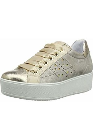 IGI &CO Women's's DIM 31559 Trainers Oro (Platino 3155922) 3.5