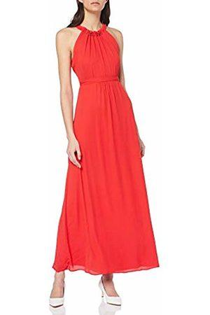 s.Oliver Women's 70.903.81.3174 Party Dress Rot (High 3100) 14 (Herstellergröße: 40)