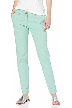 Napapijri Women Trousers - Women's Meridian 1 Trouser, (Pale New Ge1)