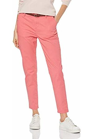 Scotch&Soda Maison Women's Regular Fit' Chino, Sold with A Belt Trouser, (Cadillac 1200)