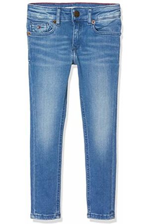 Tommy Hilfiger Girl's Nora Rr Skinny Lonbfst Jeans, (Long Fresh Stretch 911)