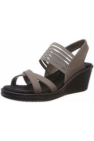 Skechers Women's Rumblers - Solar Burst Open Toe Sandals