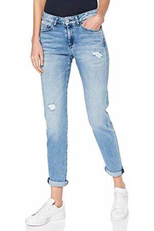 Comma, Women's 88.903.71.2085 Slim Jeans, Blau Denim Stretch 56z9