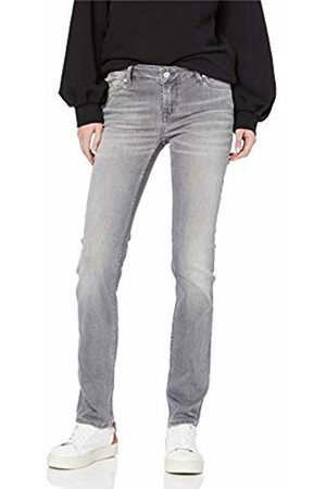 Mustang Women's Jasmin Slim Jeans (Medium Bleach 313) W28/L32 (Size: 28/32)