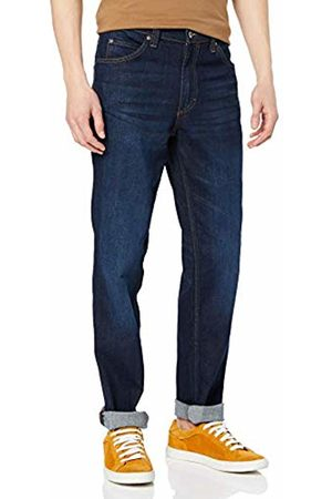 Mustang Men's Tramper Tapered Fit Jeans (Super Dark 942) W38/L32 (Size:38/32)