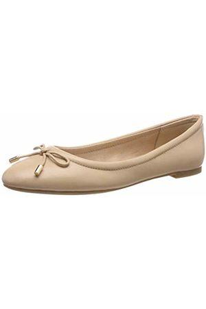 Aldo Women's's UNELAMMA Closed Toe Ballet Flats (Bone 32)