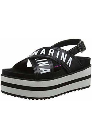 Fornarina Women's Cream2 Open Toe Sandals
