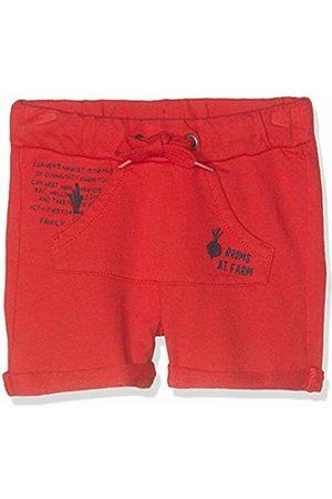 Brums Baby Boys Bermuda Felpina Con Marsupio Trouser (Rosso Medio 01 720) 80 (Size: 12M)