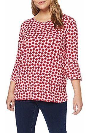 Samoon Women's 272044-26218 Long Sleeve Top