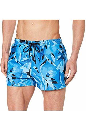 HUGO BOSS Men's's Barreleye Swim Trunks, (Open 461)