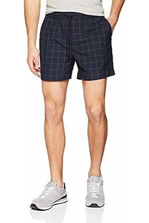 New Look Men's Grid Check6119881 Shorts