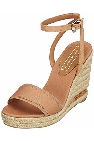 409723aae0e1 Tommy Hilfiger strap wedge sandals women s shoes
