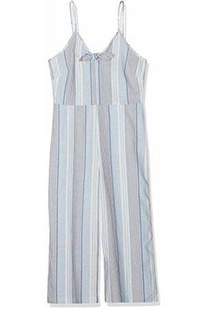 New Look 915 Girl's Stripe Linen Tie Front 6160353 Dress