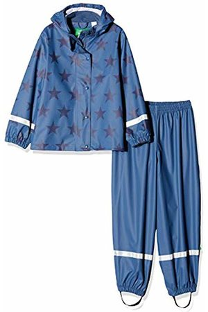 Green Cotton Boy's Rainwear Set Star Clothing ( 019402602)
