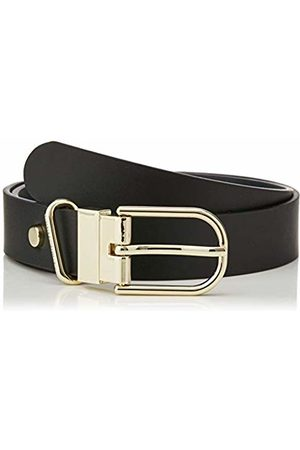 Tommy Hilfiger Women's's New Fancy Reversible Belt 3.0 ( /Tommy Navy 901)