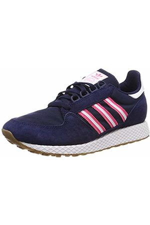 adidas Boys'' Forest Grove Fitness Shoes (Multicolor 000) 4.5 UK