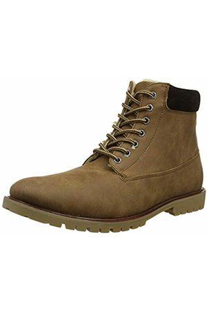 New Look Men's Dunk Worker Classic Boots (Tan 18) 11 (45 EU)