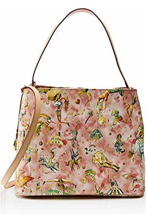 PIERO GUIDI Hobo Bag, Women's Shoulder (Rosa Antico), 31,5x30x14