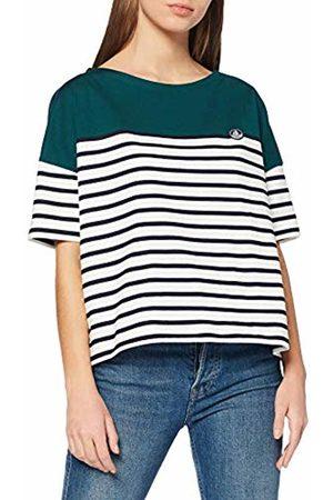Petit Bateau Women's marinière_4782001 T-Shirt