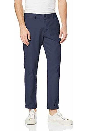 Izod Men's Saltwater Stretch Chino Trousers Blau (Cadet Navy 412) W38/L32