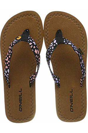 O'Neill Women's Fw Woven Strap Sandals Shoes & Bags, ( AOP W/ 9940)