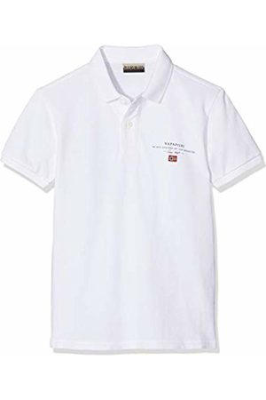 Napapijri Boy's K Elbas 2 Polo Shirt, (Bright 002)