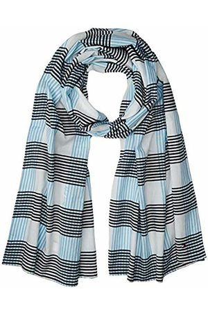 Tommy Hilfiger Men's's Check Print Scarf Bright 104