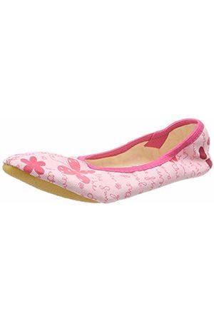 Beck Girls' Butterfly Gymnastics Shoes