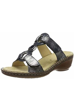 Women's Key West 1237220 Mules, (Blau, Navy 08)