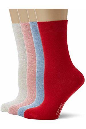 Camano Women Tights & Stockings - Women's 1102000000 Calf Socks, (Ice Melange 5240)