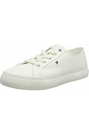 Tommy Hilfiger Women's Pastel Tommy Essential Sneaker Trainers